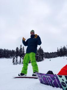 Me_Snowboarding