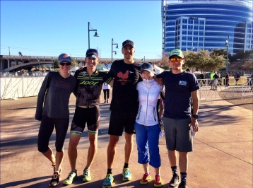 Team TRS at IMAZ!