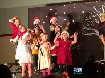 Christmas concert terror