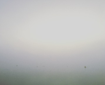 """This was when the fog was """"thin"""""""
