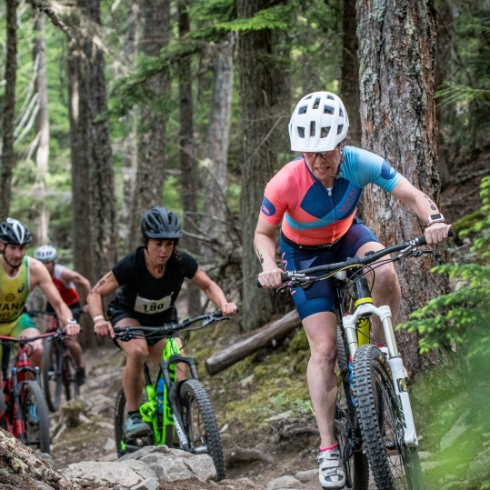 Whistler X Triathlon